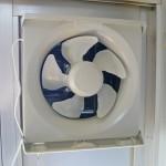 台所の換気扇(15cm)